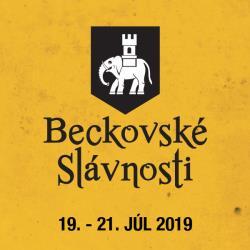 Beckovské Slávnosti 2019