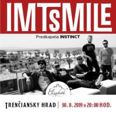 Koncert skupiny IMT SMILE na Trenčianskom hrade