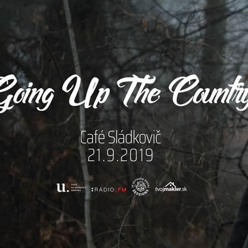 Chris Ellys - Going Up The Country (Trenčín)