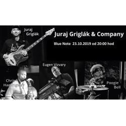 Juraj Griglák a Company feat Poogie Bell
