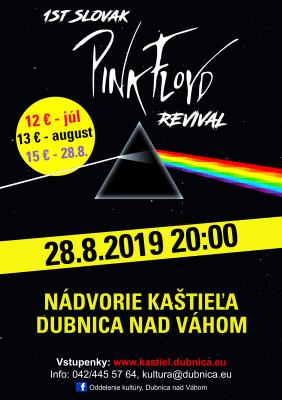 1st Slovak Pink Floyd Revival v Dubnici nad Váhom