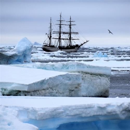 Antarktída - cestovateľské kino
