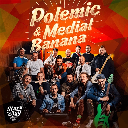 POLEMIC & MEDIAL BANANA - TRENČÍN - 7.3.2020