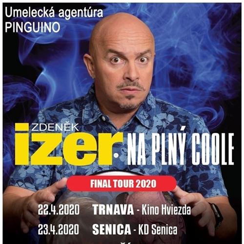 Zdeněk Izer- Na plný coole
