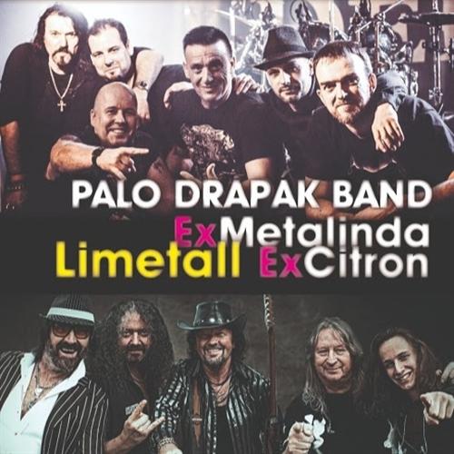 Palo Drapák band & Limetall